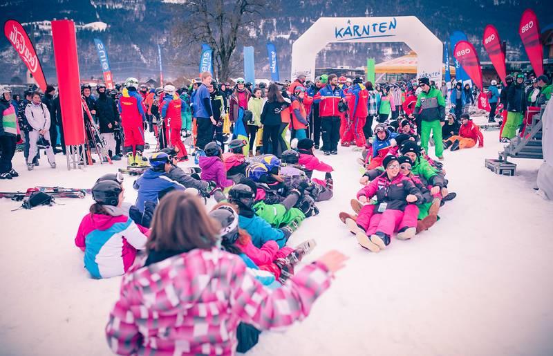 S'Cool die Wintersportwoche