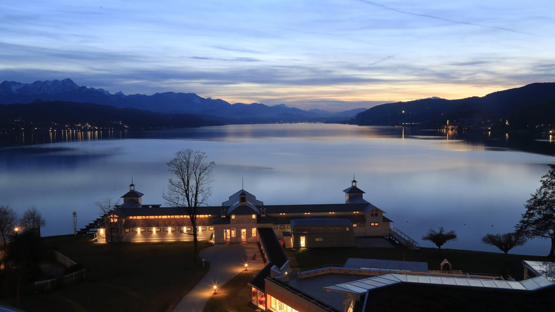Werzers Badehaus in Pörtschach am Wörther See