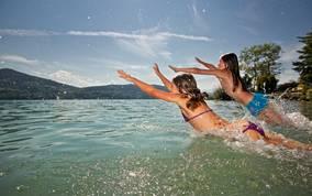 Badespaß in Kärnten