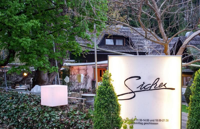 Restaurant Sicher in Tainach