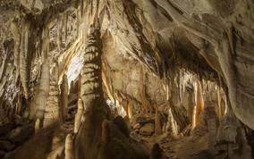 Obir Tropfsteinhöhle in Bad Eisenkappel