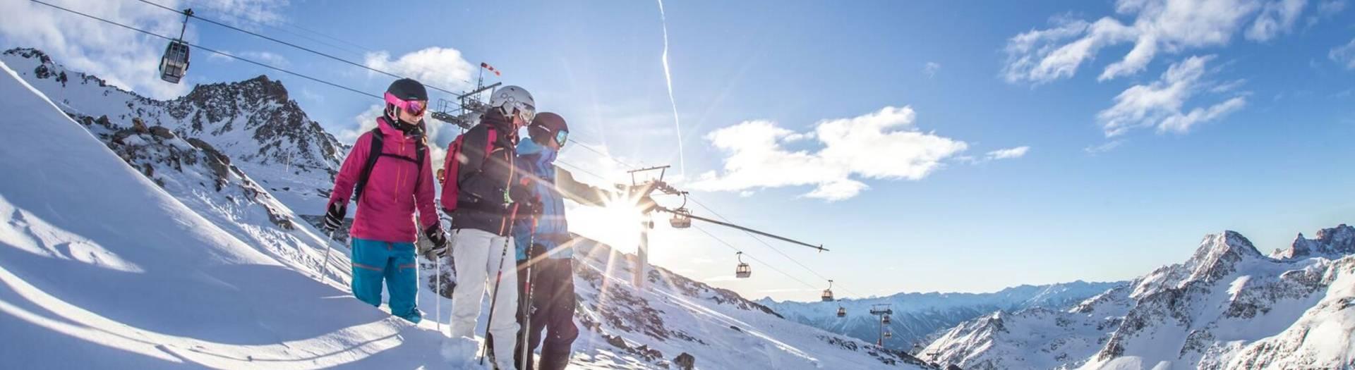 Skigenuss am Mölltaler Gletscher