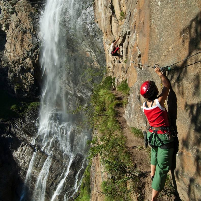 Klettern in Kärnten