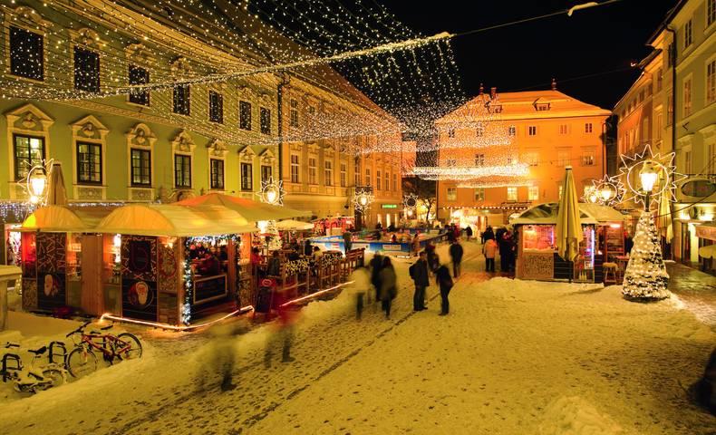 Klagenfurt Adventmarkt