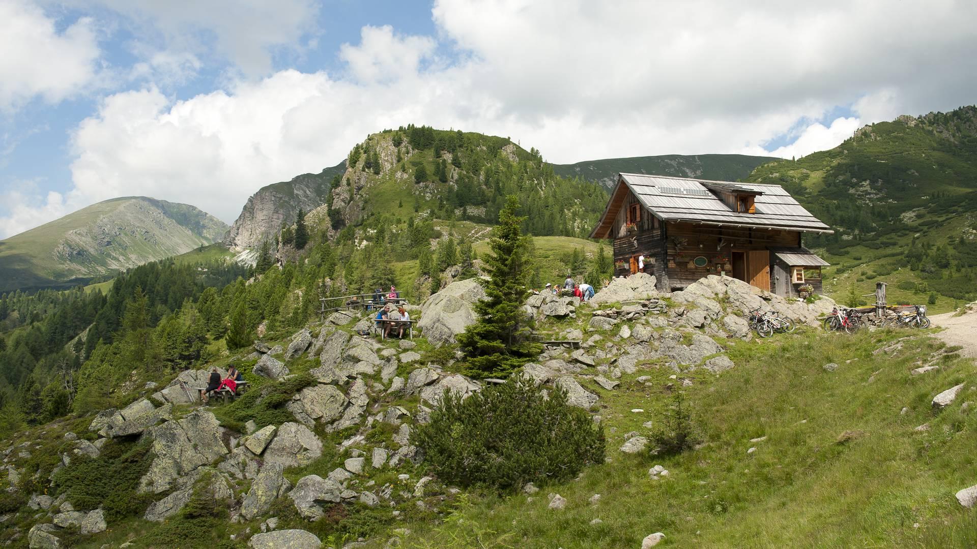 Naturerlebnis Kärnten Bad Kleinkirchheim Sommer 2012