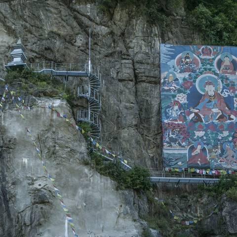 Heinrich Harrer Museum und buddhistischer Pilgerpfad in Hüttenberg