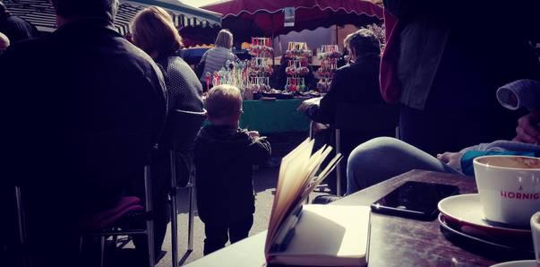 Benediktiner Markt in Klagenfurt am Wörthersee