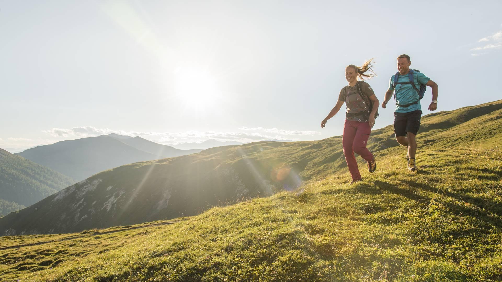 Wandern Nockberge