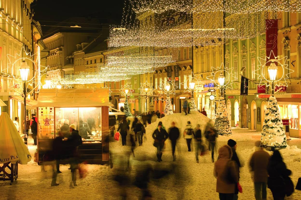 Klagenfurter Adventmarkt