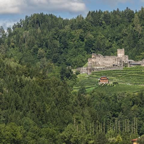 Burg Glanegg in Mittelkärnten