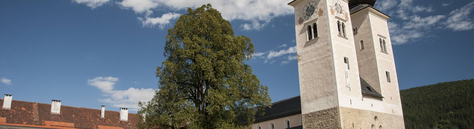Dom in Gurk in Mittelkärnten
