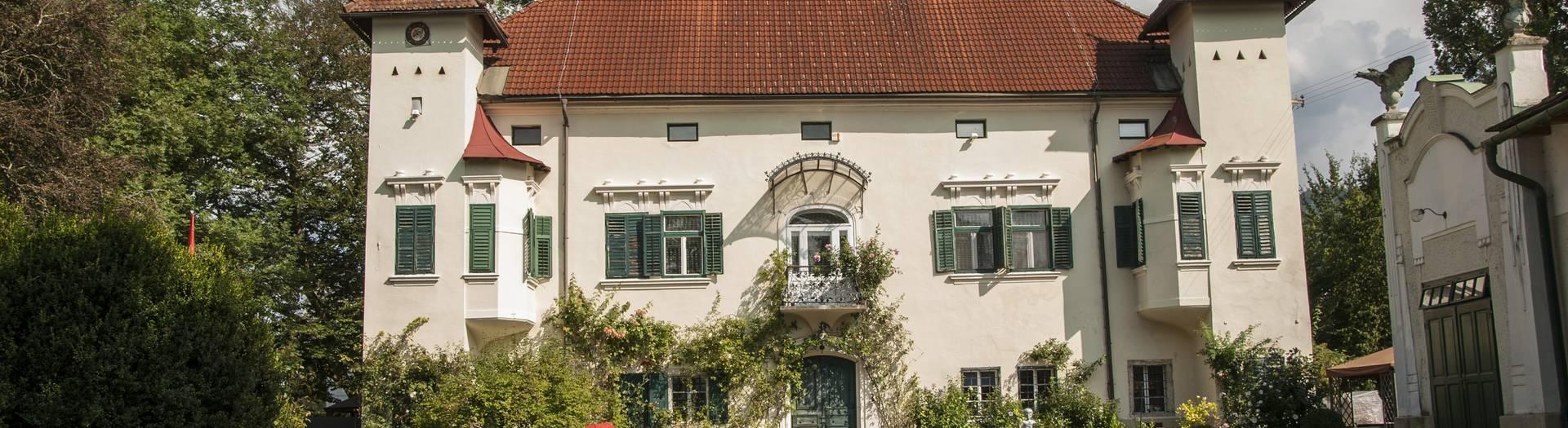 Schloss Ebenau in Feistritz im Rosental