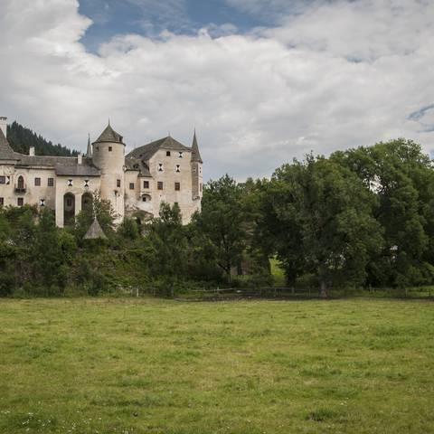 Burg Frauenstein in Mittelkärnten
