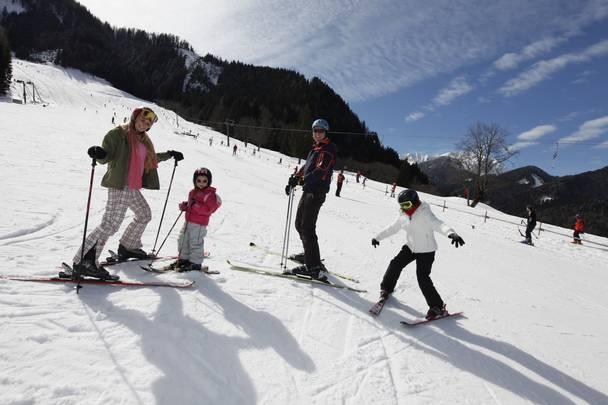 Familien-Winterspaß im Bodental