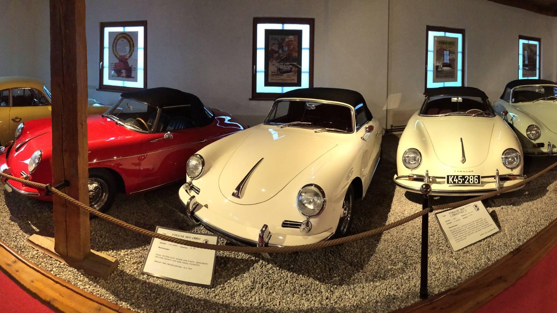 Porsche Museum Gmuend