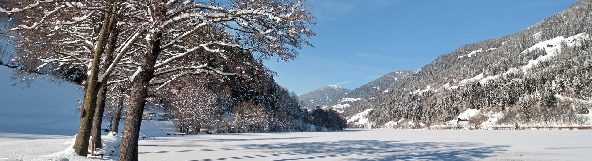 Afritz im Winter