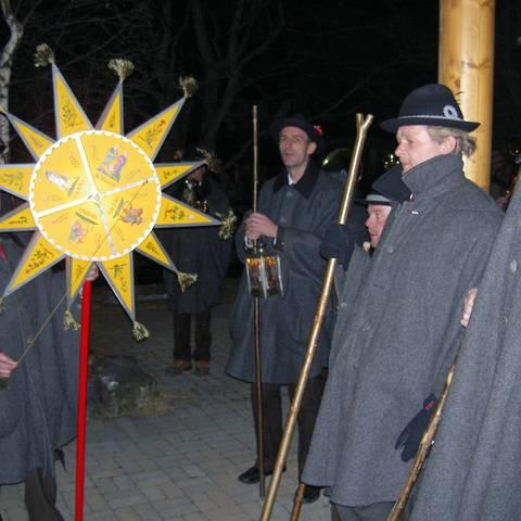 Sternsinger in Heiligenblut