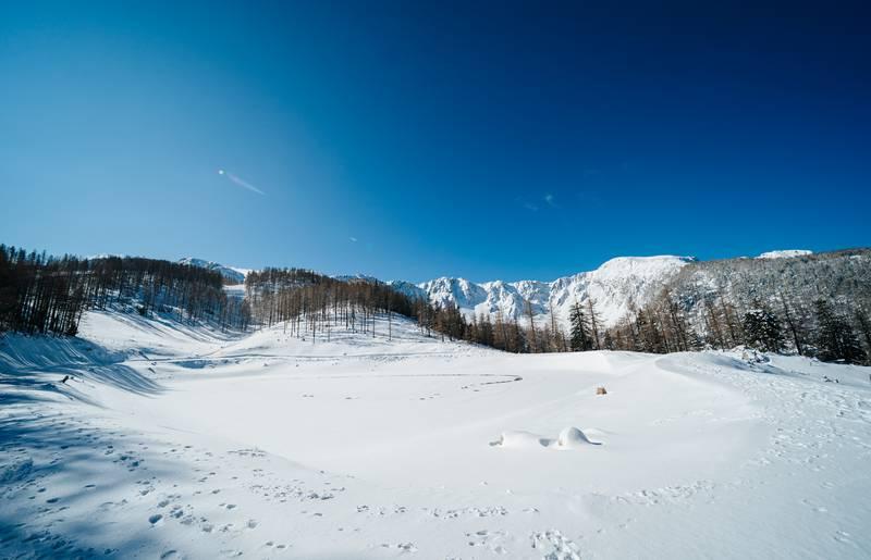 Petzen Skigebiet