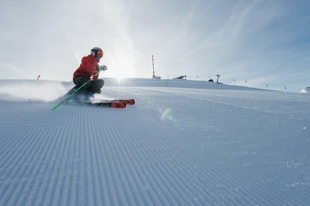 Goldeck Bergbahnen perfektes Carvingareal