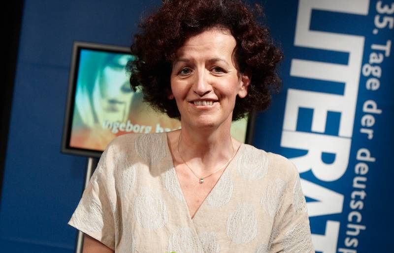 Maja Haderlap Bachmann-Preisträgerin 2011